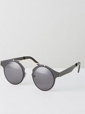 Solglasögon - Spitfire Intergalactic Round Sunglasses In Black