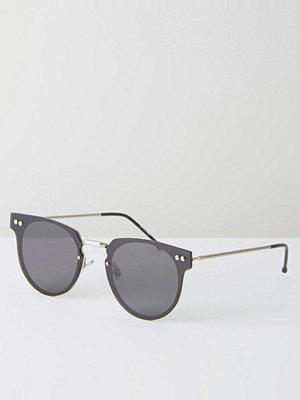 Solglasögon - Spitfire Cyber Round Sunglasses In Black