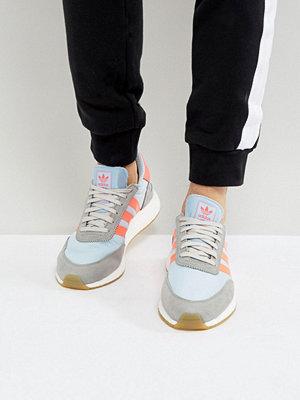 Sneakers & streetskor - Adidas Originals Iniki Runner Trainers In Grey BB2098