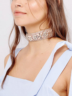 Chokers - New Look Pastel Beaded Choker Necklace