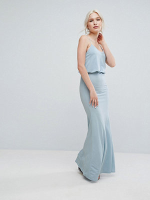 Club L Cross Back Maxi Dress