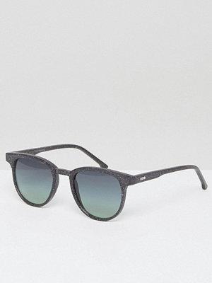 Solglasögon - Komono Devon Neutro Round Sunglasses