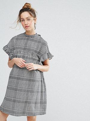 ASOS Maternity Gingham Smock Dress