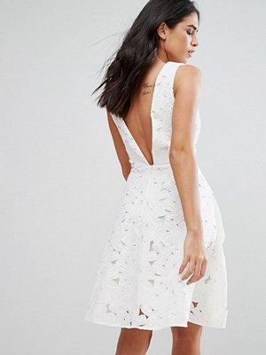 Liquorish Lace Sun Dress