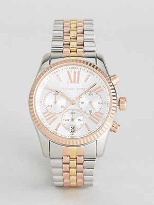Michael Kors MK5735 Lexington Bracelet Watch In Mixed Metal