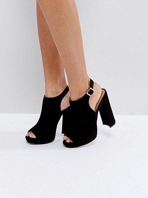 Sandaler & sandaletter - ASOS HAIL Shoe Boot Platforms