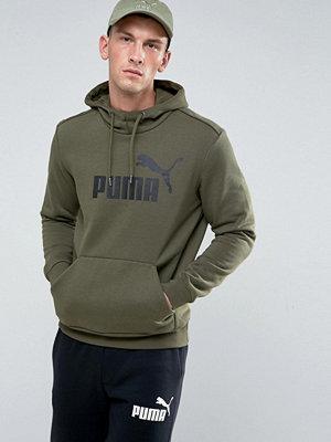 Street & luvtröjor - Puma ESS No.1 Pullover In Green 83825749
