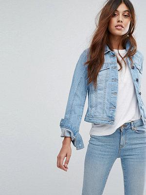 Vero Moda Denim Jacket - Light blue