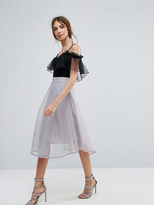 New Look Midi Skater Skirt