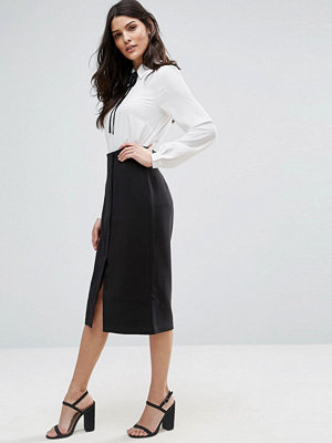 Selected Silva Wrapped Pencil Skirt