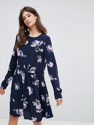 Pieces Print Dress
