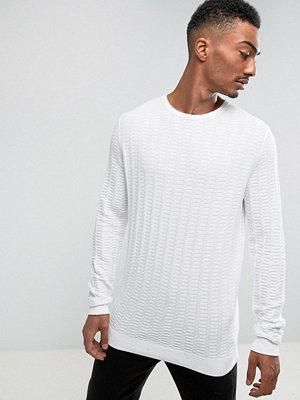 Calvin Klein Knit In Texture