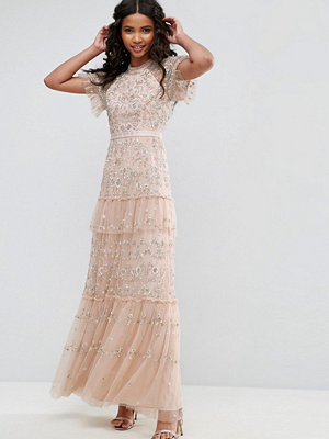 Needle & Thread Constellation Lace Gown