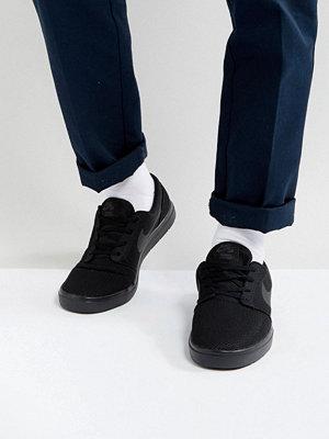 Nike Sb Portmore II Ultralight Trainers In Black 880271-001