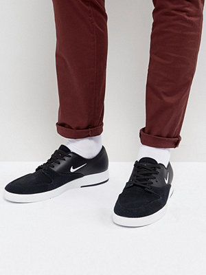 Nike Sb Zoom P-Rod X Trainers In Black 918304-011