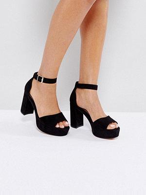Sandaler & sandaletter - ASOS HEIDI Heeled Sandals