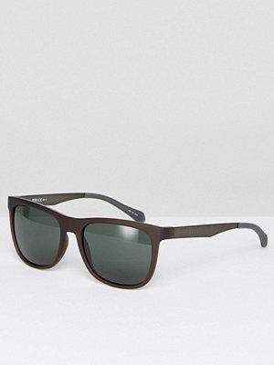 BOSS By Hugo Boss Square Sunglasses In Black