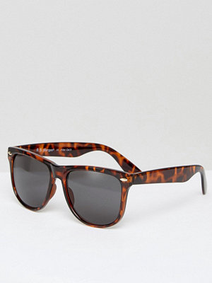 Solglasögon - AJ Morgan A J Morgan Square Sunglasses In Tortoise