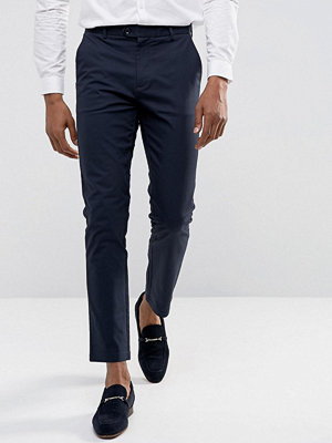 Byxor - Burton Menswear Slim Smart Chino