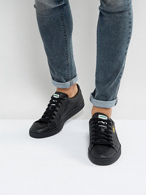Sneakers & streetskor - Puma Basket Classic Trainers In Black 35436719