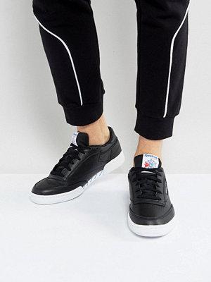 Sneakers & streetskor - Reebok Club C 85 SO Trainers In Black BS5213