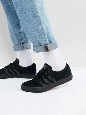 Sneakers & streetskor - Adidas Skateboarding Adi-Ease Trainers In Black BY4027