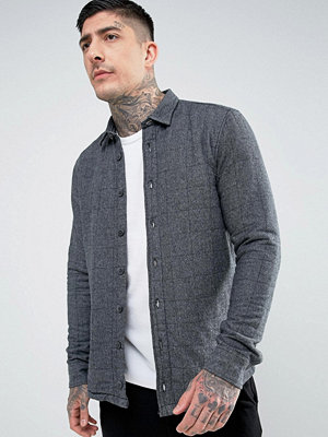 Skjortor - HYMN Quilted Shirt