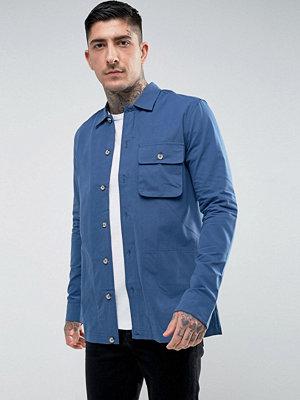 Skjortor - HYMN Side Pocket Overshirt