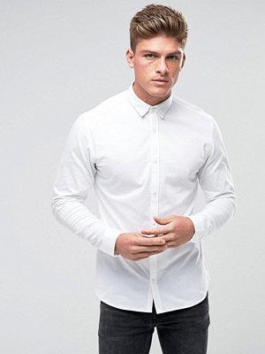 Skjortor - Jack & Jones Premium Slim Jersey Shirt