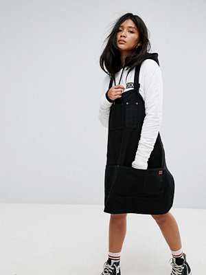 Dickies Workwear Apron With Dungaree Clip