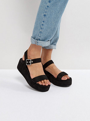ASOS TOUCAN Wedge Sandals