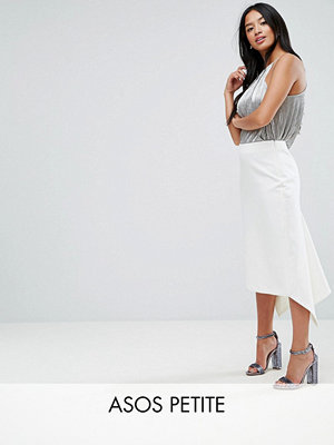 ASOS Petite Tailored Pencil With Fishtail