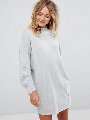Pull&Bear Jumper Dress With Exposed Seam