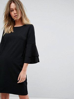 Vero Moda Frill Sleeve Shift Dress