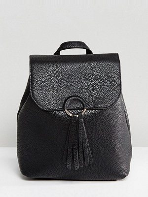 Pieces ryggsäck Backpack With Tassle Detail