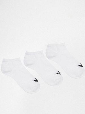 Adidas Originals 3-pack strumpor med treklävermärke