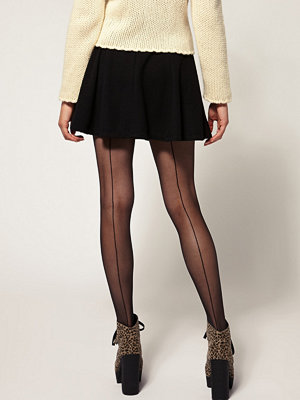 Strumpbyxor - Gipsy French Back Seam Tights