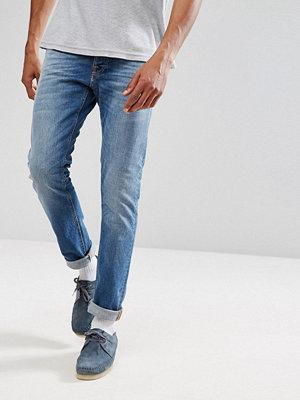 Jeans - Nudie Jeans Co Tilted Tor Skinny Fit Jean Crispy Air Wash