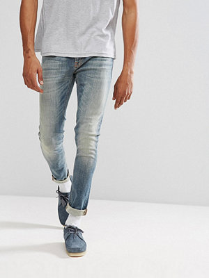 Jeans - Nudie Jeans Co Skinny Lin Jean Shimmering Fall Wash