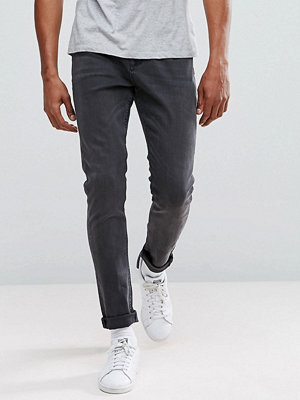 Jeans - Jack Wills Cashmoor Skinny Jeans In Washed Black