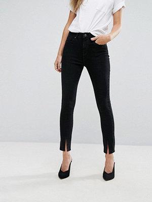 Vero Moda Split Hem Jeans