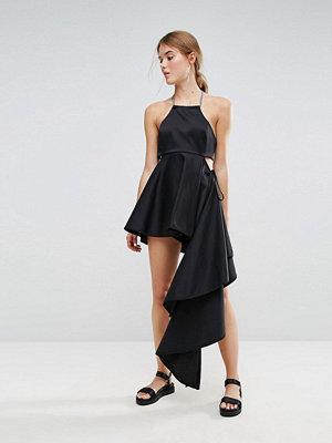 Weekday Press Collection Asymmetric Dress