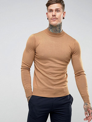 Gianni Feraud Premium Fine Gauge Turtle Neck Jumper