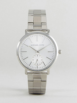 Michael Kors MK3499 Jaryn Bracelet Watch In Silver