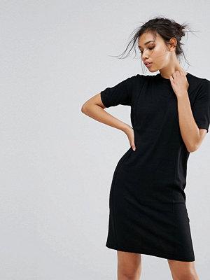 Warehouse Knitted T-Shirt Dress
