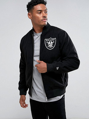 Bomberjackor - New Era Oakland Raiders Bomber Jacket