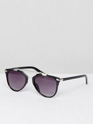 Solglasögon - Pieces Brow Bar Sunglasses