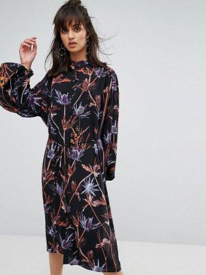 Weekday Dress with Digital Print