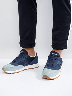 Sneakers & streetskor - Saucony Jazz Original Trainers In Blue S2044-408