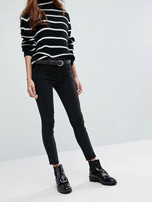 Vero Moda Hem Split Jeans